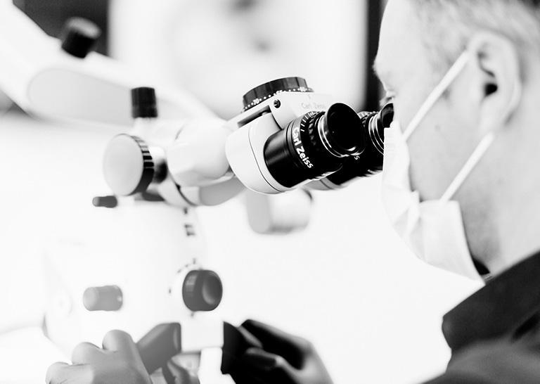 Dentalmikroskopie